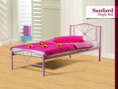 Metal Single Bed Sanford