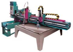 E Satronik C cutting machines