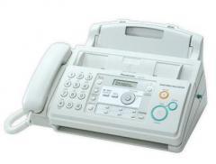 Fax Machine Panasonic 701