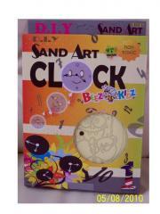 Sand Art Clock Kit