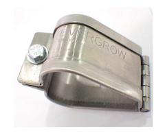 Stainless Steel Trefoil