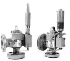 Pilot-Operated Safety Relief Valves