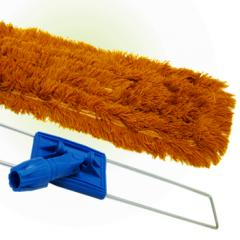Dust Control Mopping System