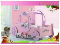 936T-01 Royal Princess Carriage Bed