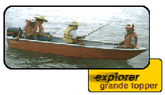 Explorer Grande Topper