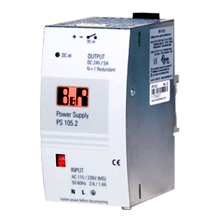 Redundant Single-Phase Power Supplies