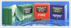 Fire Alarm Call Point- D-118