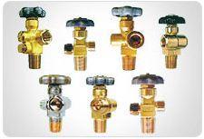 Cylinder Valves For Welding & Beverage Industries