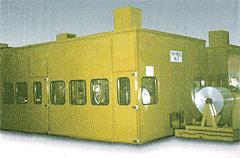 Precision Machinery Enclosure