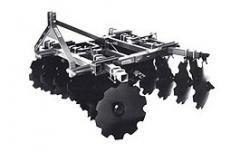Tractor Mounted Double Offset Disc Harrow