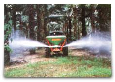 Turbo-Spin Fertilizer Spreader