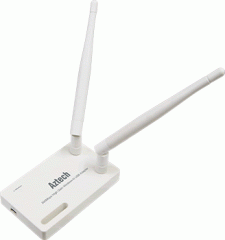 Wireless WL568USB 	300Mbps High Gain Wireless-N USB Adapter