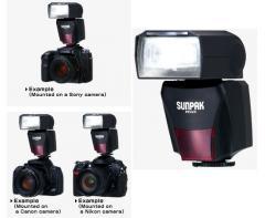 Sunpak - PZ42X Flash