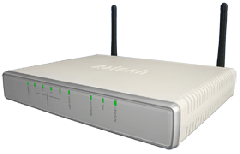 4- Port ADSL2/2+ Wireless-N Modem Router DSL1015EN(L)