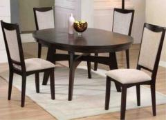 Dining Table with Butterfly Leaf