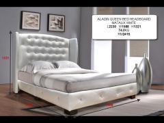 Aladin Queen Bed Headboard
