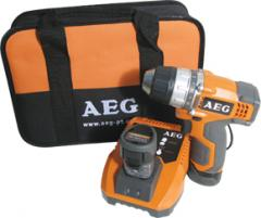 AEG 12V Speed Ultra Compact Drill / Driver MC-BS12CB