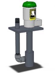 Vertical pumps series 'E'