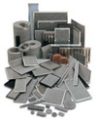 Metal filter products