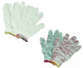 Natural Knitted Cotton Gloves
