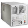 10-slot Fault-Resilient MicroBox Industrial Computer Chassis