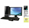 Desktop Package Acer Emachines EL1352-166S7