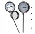 Mercury In Steel Temperature Gauges