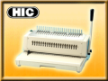 HIC Comb Binding Machine