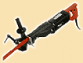 Pipe saber saw for plumbers