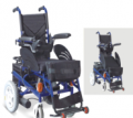 Power Wheelchair, XIX- ZK129