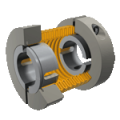 Smartflex shaft coupling