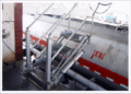 Assembly Steel Loading Platform (Gantry)
