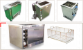 Single Tank Ultrasonic Cleaner, SS Series