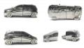 0961 Benz Car USB Stick B-Class