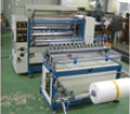 Knife Type Paper Pleating M/C