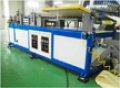 Rotary Paper Pleating M/C