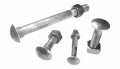 Carriage Bolt & Nut