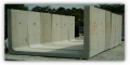 L Shape Retaining Wall Units