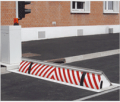 Recessed Electromechanical Road Blocker, RSB 71