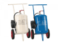 Dry Chemical Powder and Foam Fire Extinguishers