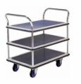 The Prestar Folding Handle Platform Trolley Range