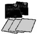 EAGLE Brand Silicon Carbide Waterproof Abrasive Paper, Kraft back