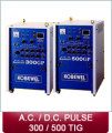 AC/DC Pulse TIG Welding Equipment
