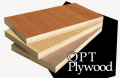 Plywood structure of opt