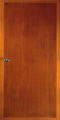 Solid door features