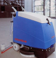 RA 43 K 30 is a compact automatic industrial scrubber