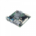 Intel® Atom™ N270 Mini-ITX with VGA/LVDS, 6 COM, and Dual LAN