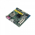 LGA775 Intel® Core™2 Duo MicroATX with Dual VGA/LVDS, 10 COM, Single LAN