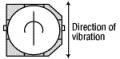 Automotive aluminium electrolytic chip types