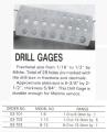 Fujitool Drill Gauge